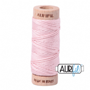 Aurifloss - 6-strand cotton floss - 2410 (Pale Pink)